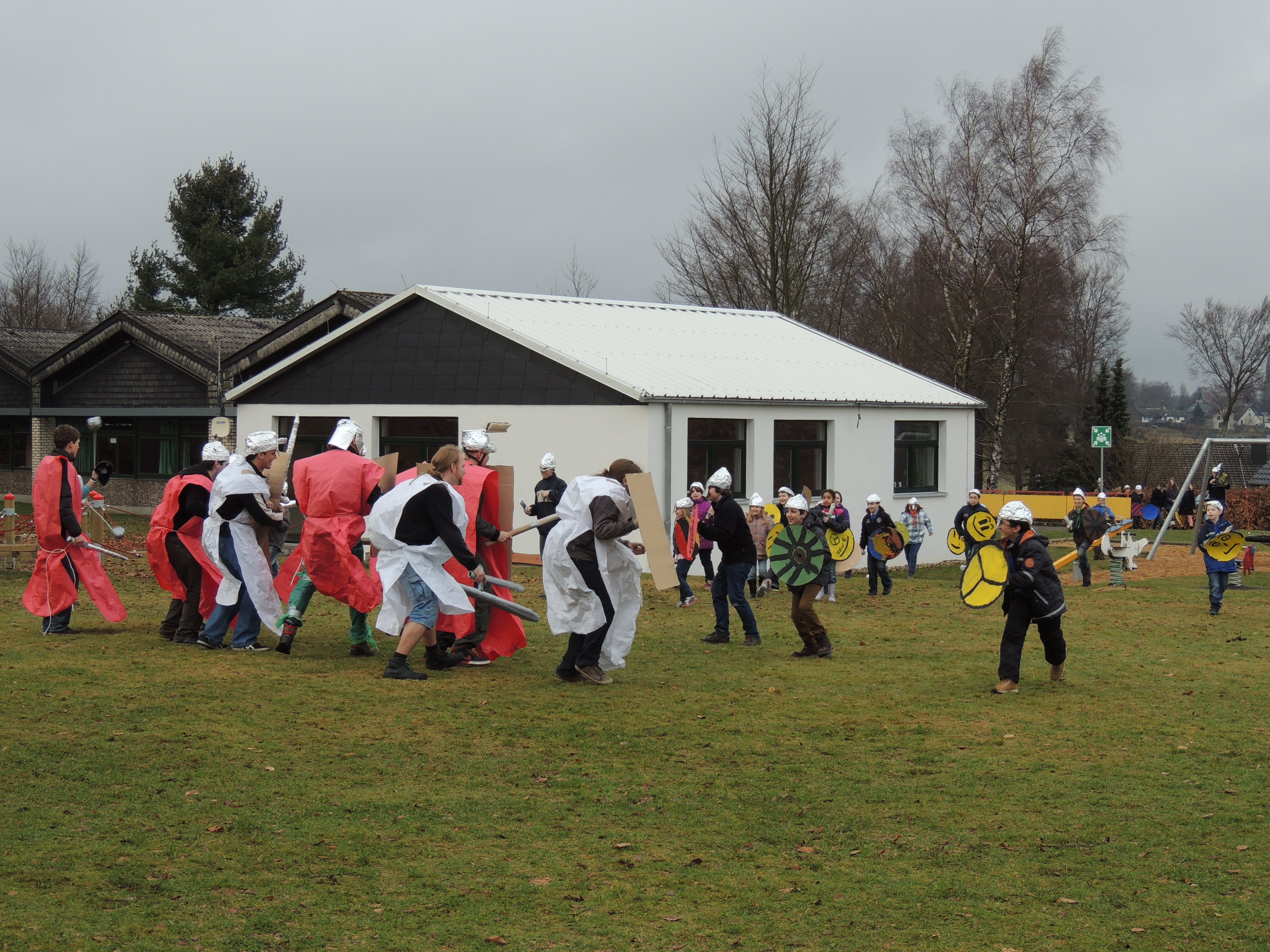 Jahresanfangsfahrt 2013 Paustenbach