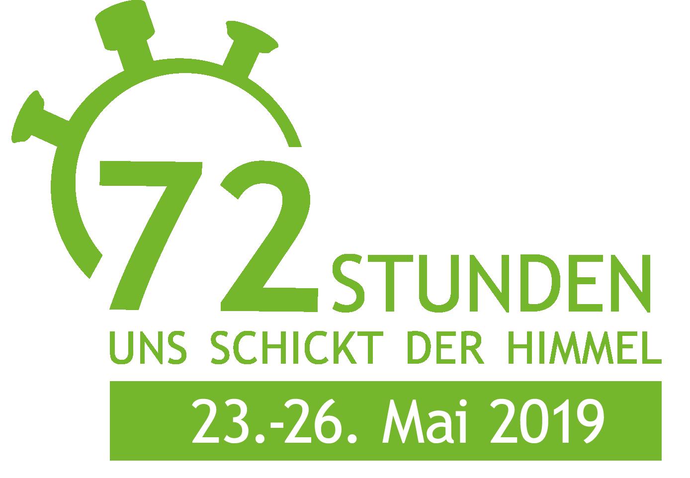 72-Stunden-Aktion 2019: Wir sind dabei!