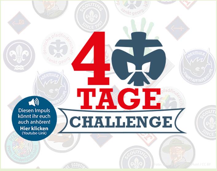 DPSG 40 Tage Challange